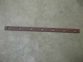 RADIATOR GASKET PLATE FRONT
