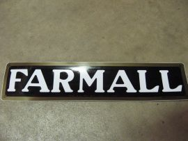 FARMALL DECAL